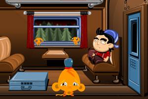 《逗小猴开心系列25》游戏画面1