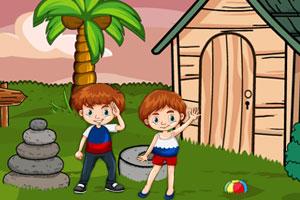 《救援男孩女孩》游戏画面1