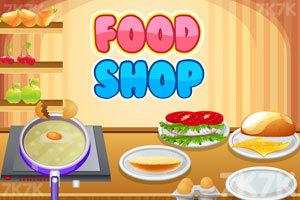 《小宝贝餐厅》游戏画面5