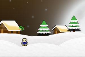 《圣诞老人送玩具》游戏画面1
