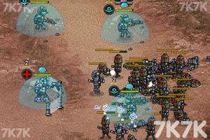 《星际战甲中文无敌版》游戏画面1