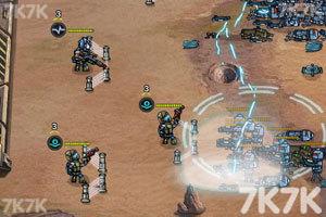 《星际战甲中文无敌版》游戏画面2