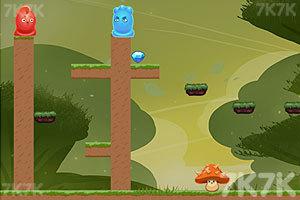 《可爱布丁丛林遇险记》游戏画面3
