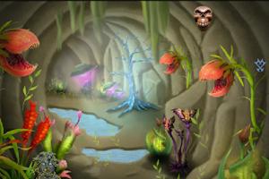 《逃离剑之洞穴》游戏画面1