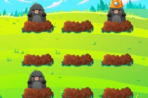 《打地鼠活动》游戏画面1