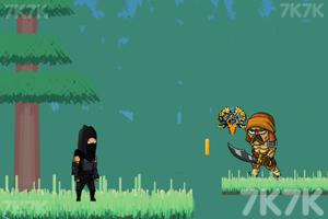 《黑衣忍者》游戏画面3