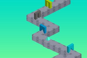 《通过建筑物》游戏画面1