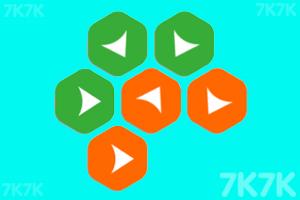《六角叠加》游戏画面1