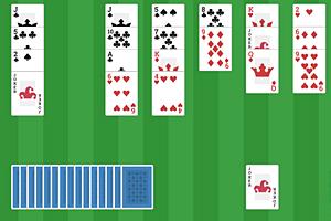 高尔夫消灭纸牌