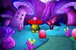 《幻想蘑菇人》游戏画面1