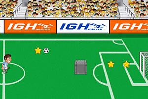 《特技足球员》游戏画面1