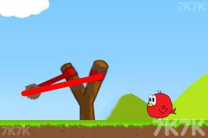 《弹弓扔便便》游戏画面3