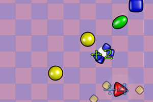 《消灭多边形糖果》游戏画面1