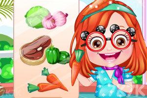 《可爱宝贝营养师装》游戏画面1