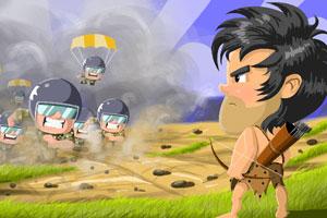 《森林男孩》游戏画面1