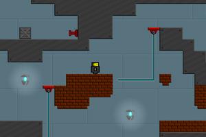 《轨道机器人》游戏画面1