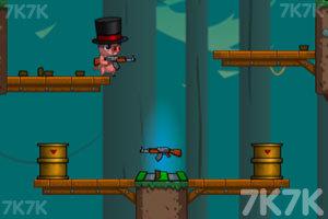 《小猪打架》截图2