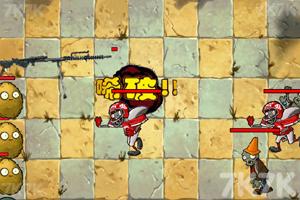 《武器打僵尸》游戏画面3