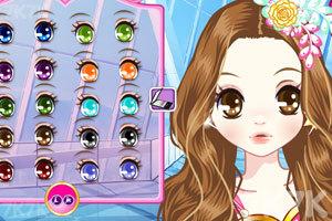 《森迪公主的舞蹈服装》游戏画面2