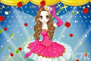 《森迪公主的舞蹈服装》游戏画面1