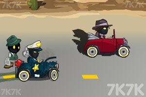 《捣毁警车中文版》游戏画面2
