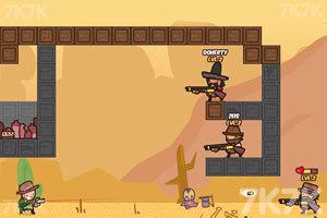《牛仔复仇记》游戏画面4