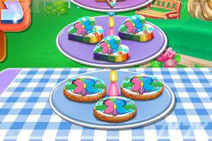 《多彩饼干烹饪》截图2