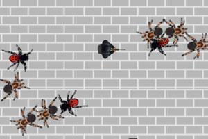 《巨大的变异蜘蛛》游戏画面1