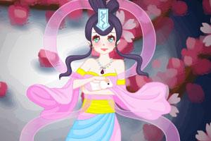 《美丽嫦娥仙女》游戏画面1