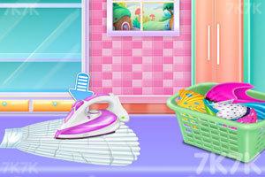 《浴室的清洁》游戏画面6