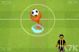 《足球大师中文版》游戏画面3