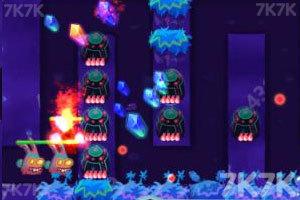 《异形星球塔防》游戏画面3
