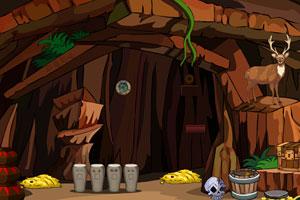 《逃离麋鹿洞穴》游戏画面1