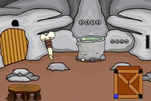《国王逃出洞穴》游戏画面1