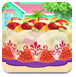 水果冰淇淋蛋糕制作