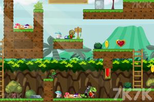 《恐龙战队冒险》游戏画面4