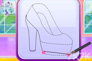 《公主鞋设计师》游戏画面3