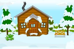 《冰山逃脱》游戏画面1