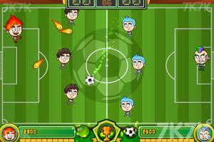 《爆裂足球》截图2