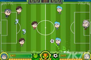 《爆裂足球》截图5