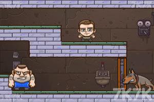 《盗金父子3》游戏画面2