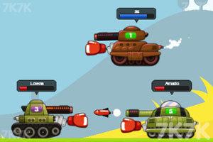 《瘋狂坦克戰爭》截圖1