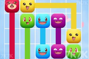 《怪物方块大相连》游戏画面3