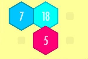 《数字顺序记忆》游戏画面1