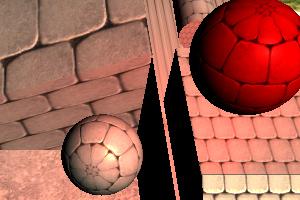 《小球闯石关》游戏画面1