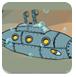 《海洋的秘密潜艇》在线玩