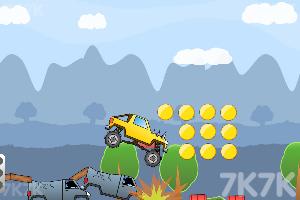 《暴力越野》游戏画面2
