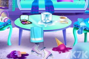冰公主的凌乱房间