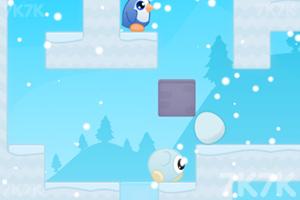 《护送企鹅蛋回家》游戏画面5