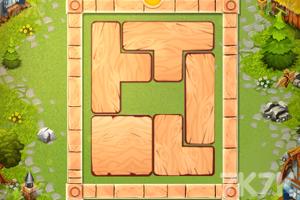 《木质拼图》游戏画面5